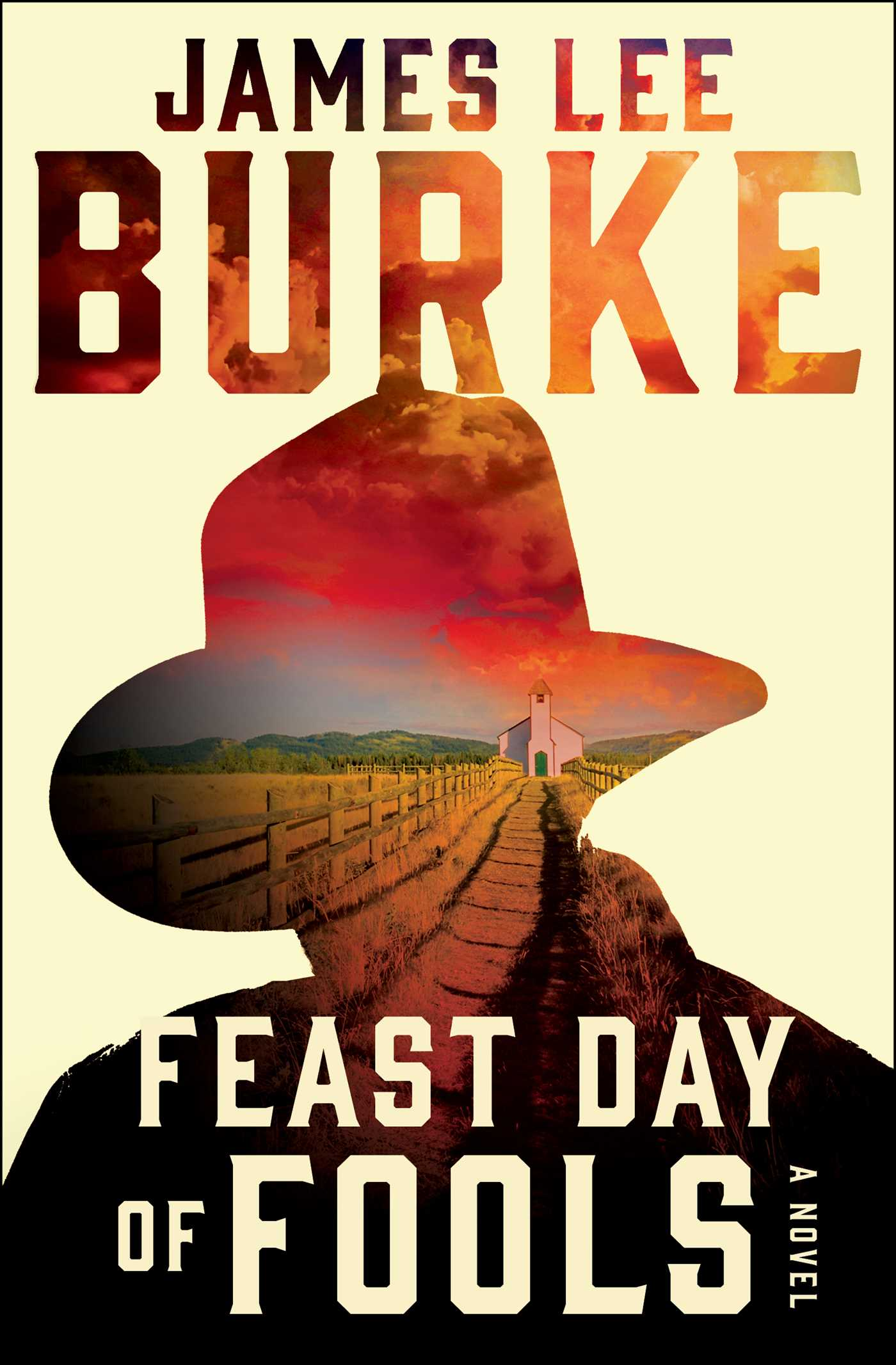 Feast Day of Fools   Book by James Lee Burke   Official