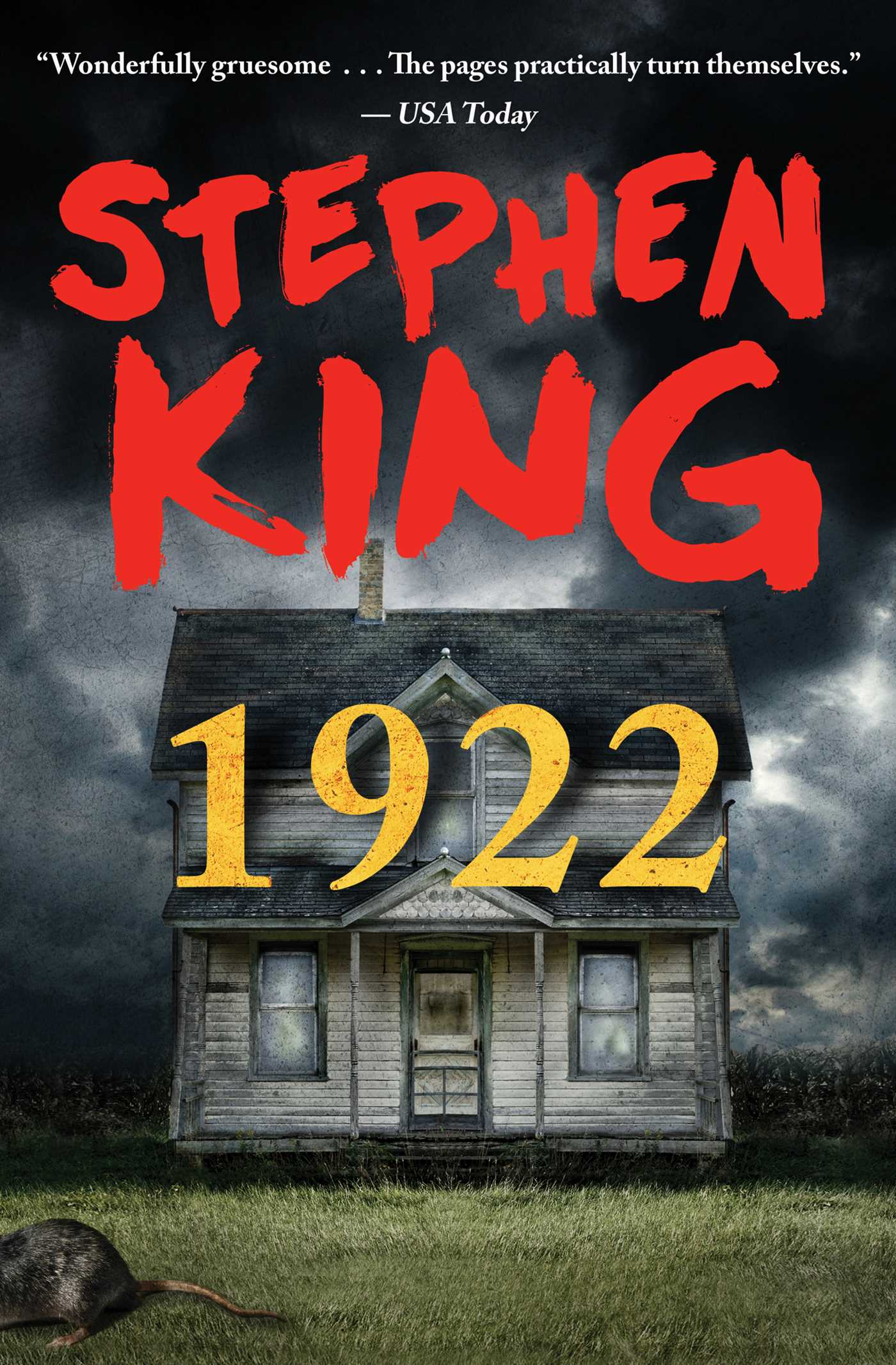1922 | Book by Stephen King | Official Publisher Page | Simon & Schuster
