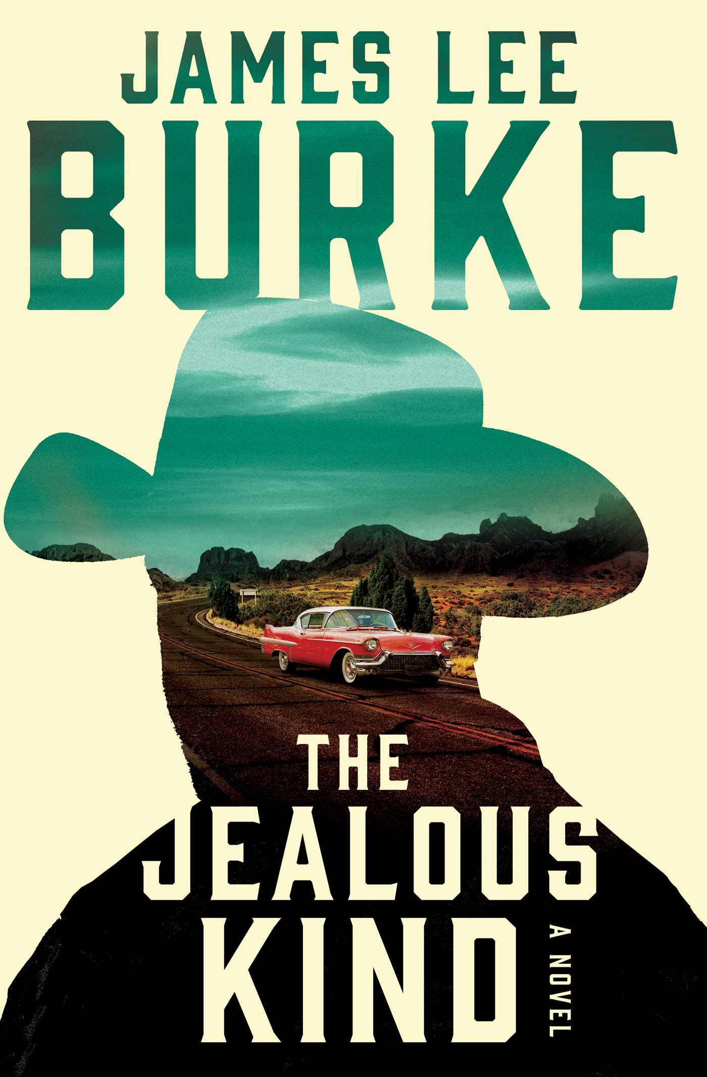 The Jealous Kind   Book by James Lee Burke   Official Publisher Page