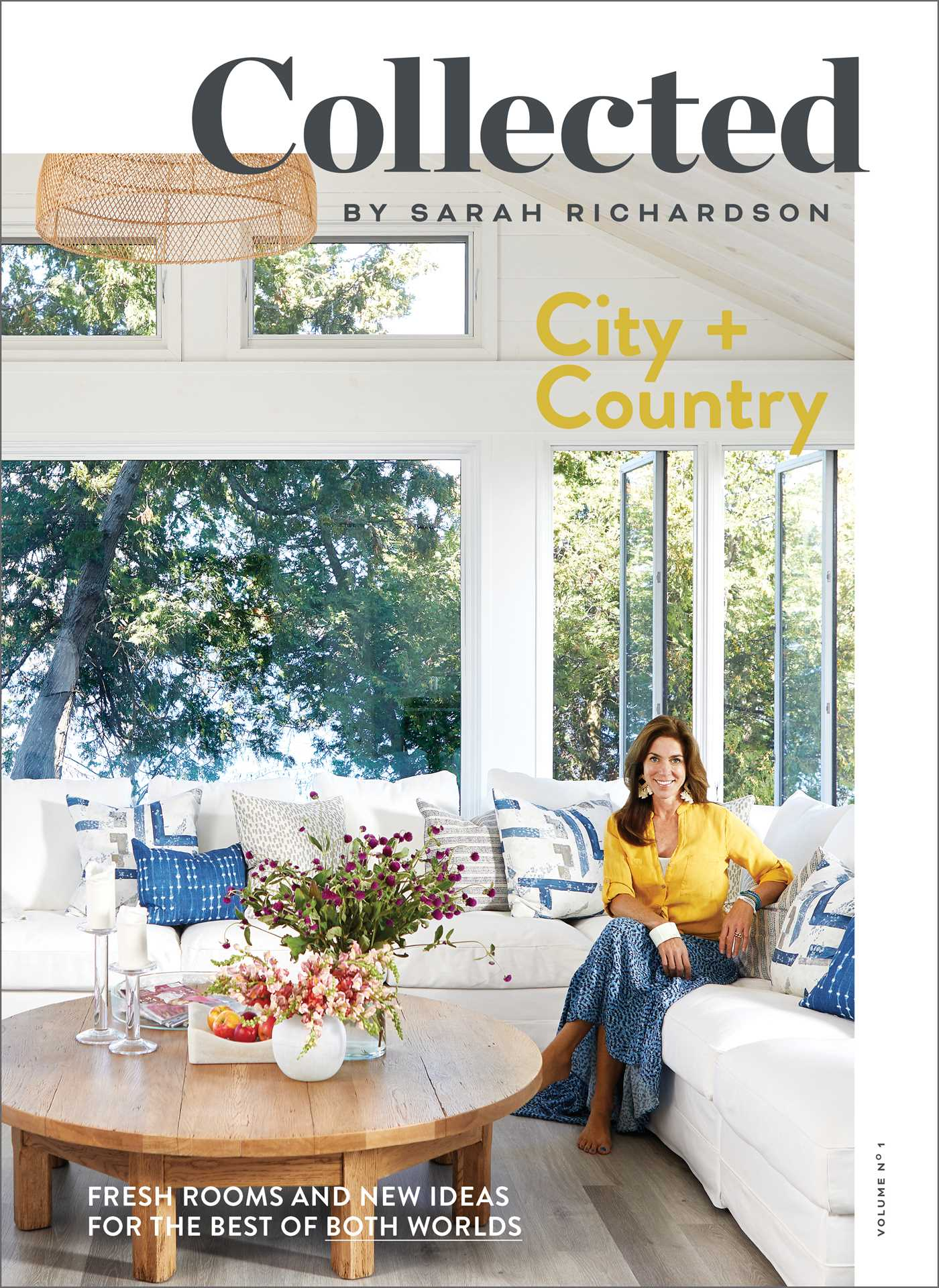 Sarah Richardson Off The Grid collected: city + country, volume no 1 | booksarah