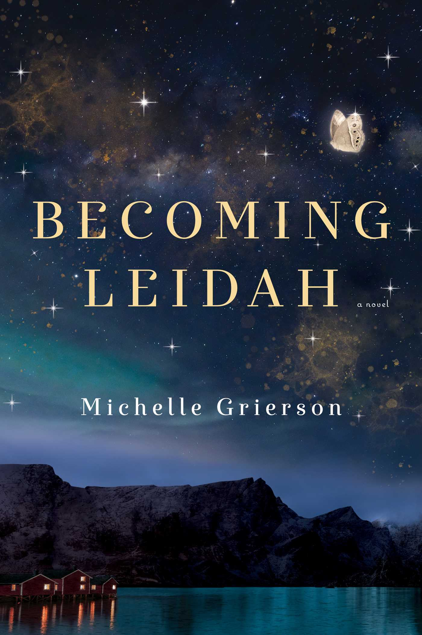 Becoming Leidah   Book by Michelle Grierson   Official Publisher Page    Simon & Schuster