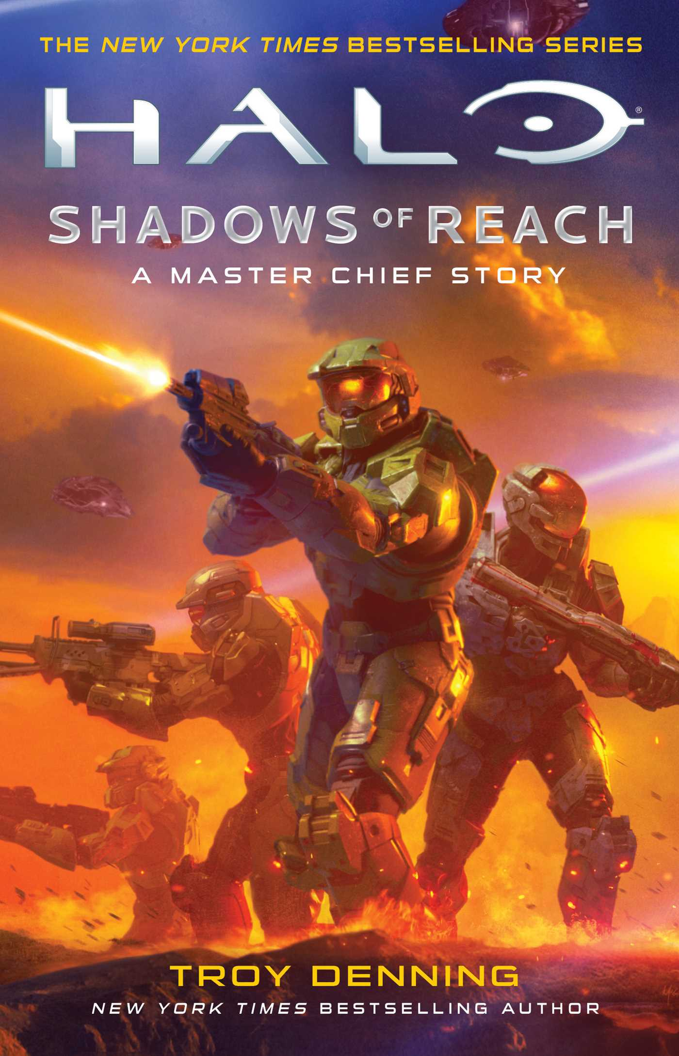 Halo: Shadows of Reach | Book by Troy Denning | Official Publisher ...