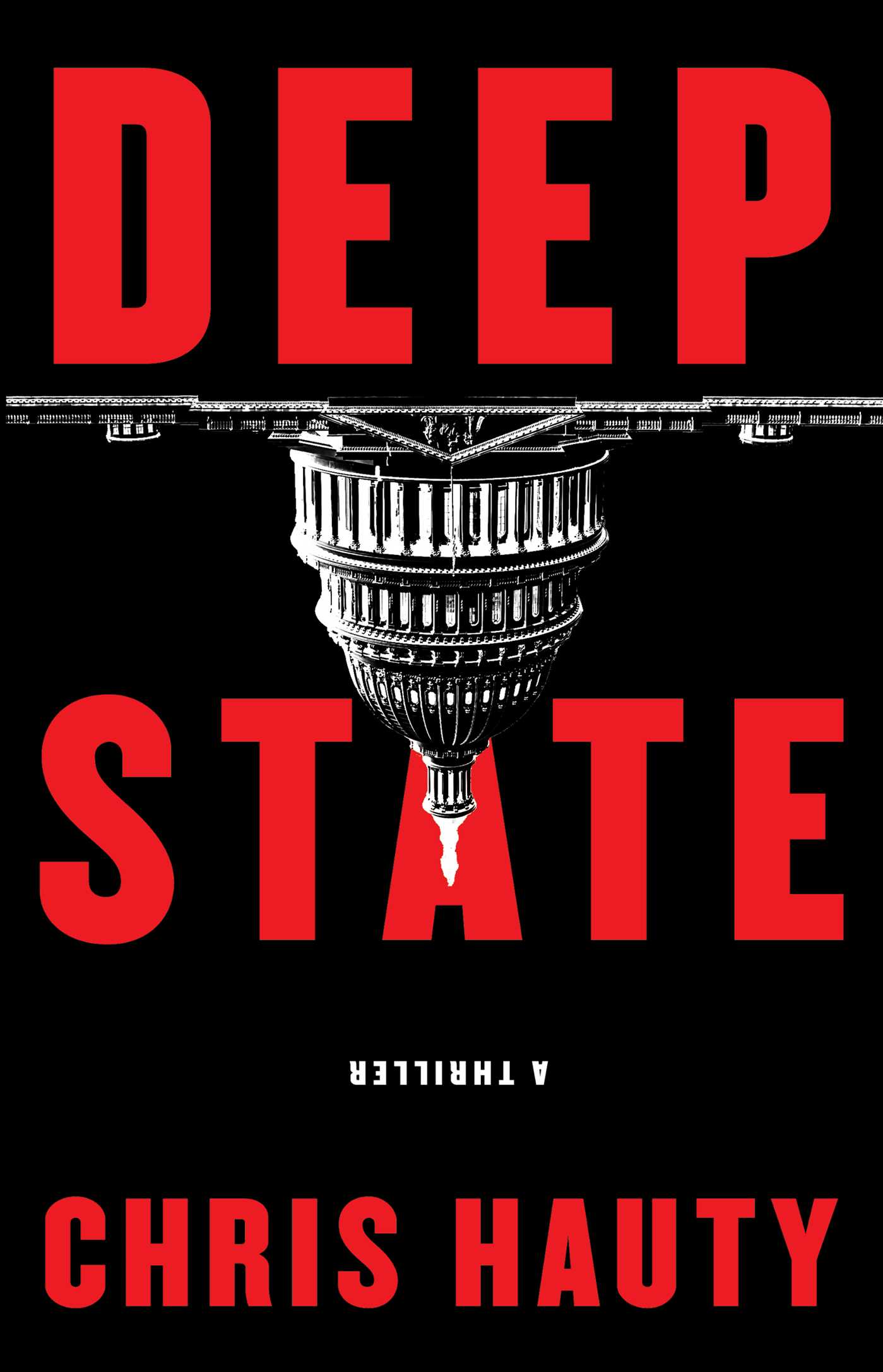 Deep State Book By Chris Hauty