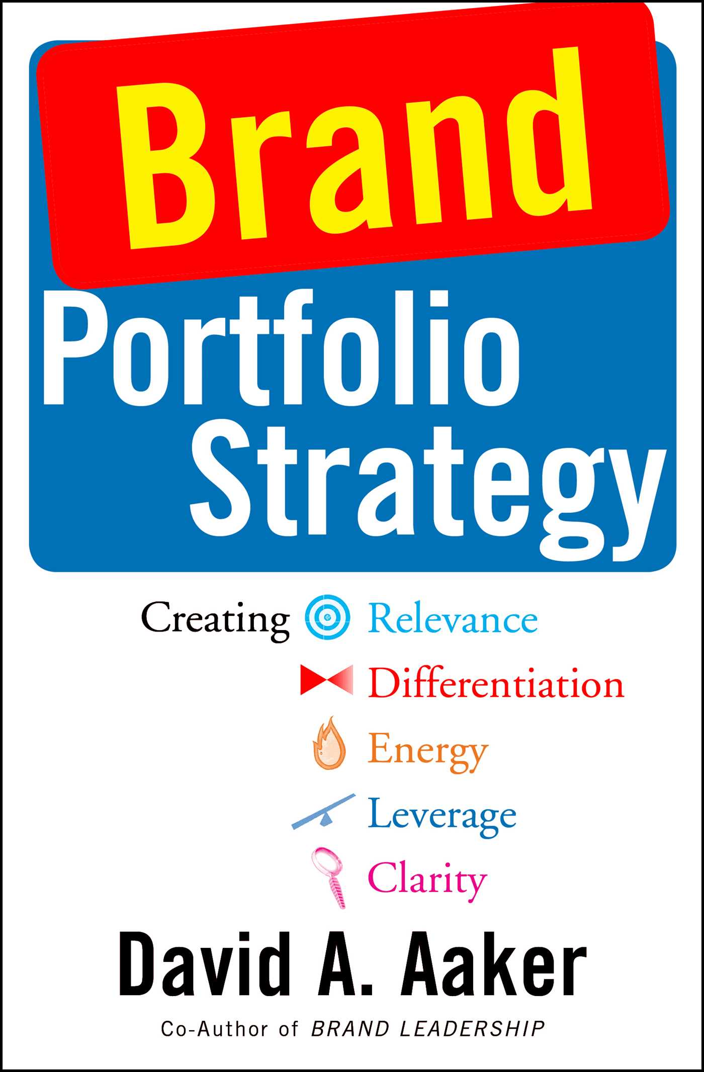 Brand Portfolio Strategy | Book by David A. Aaker | Official