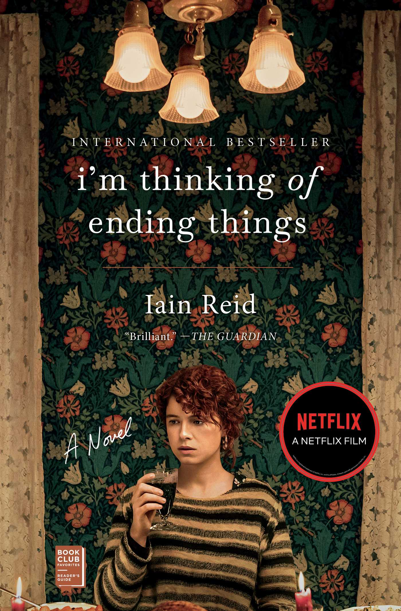I'm Thinking of Ending Things | Book by Iain Reid | Official Publisher Page  | Simon & Schuster