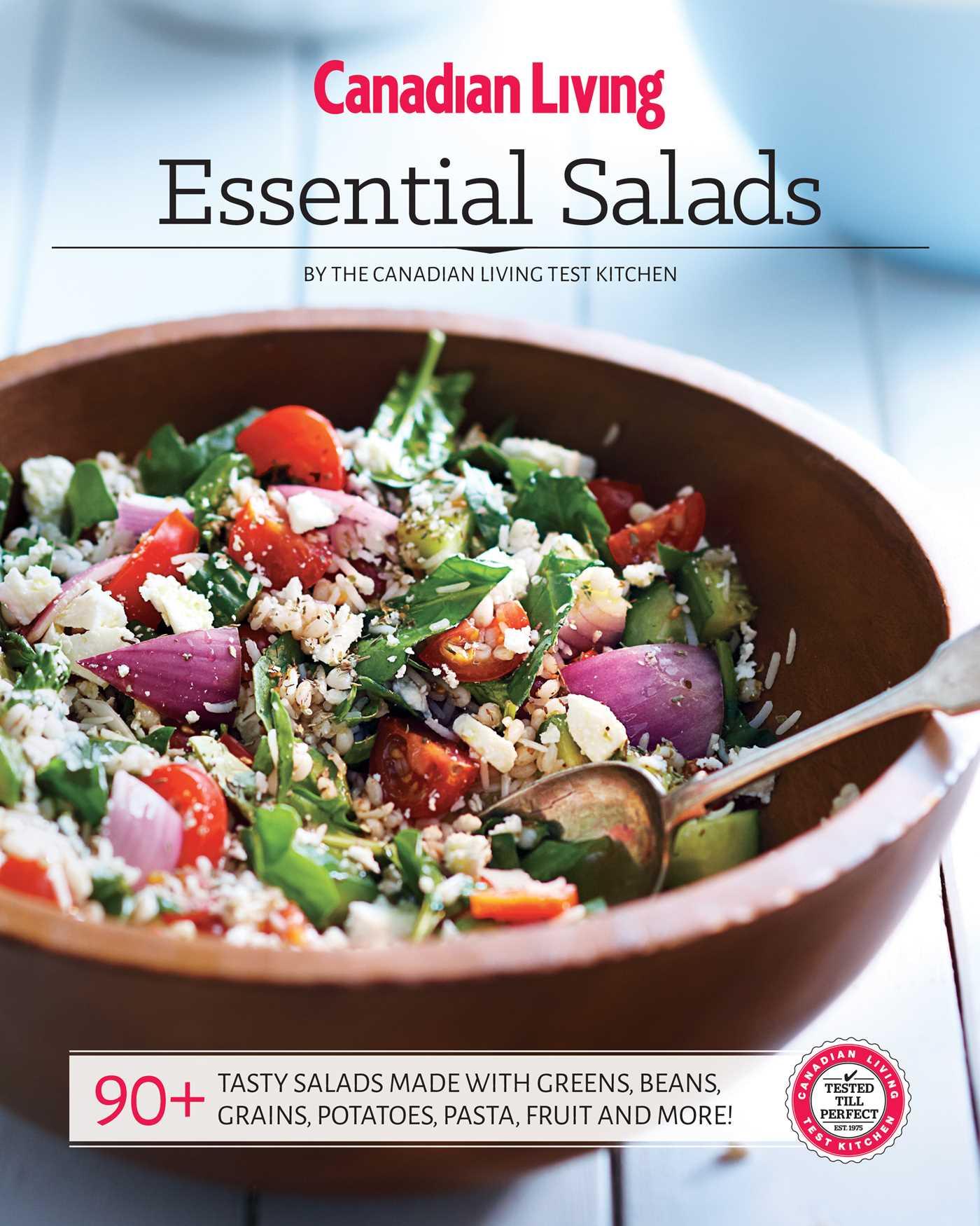 Canadian Living: Essential Salads