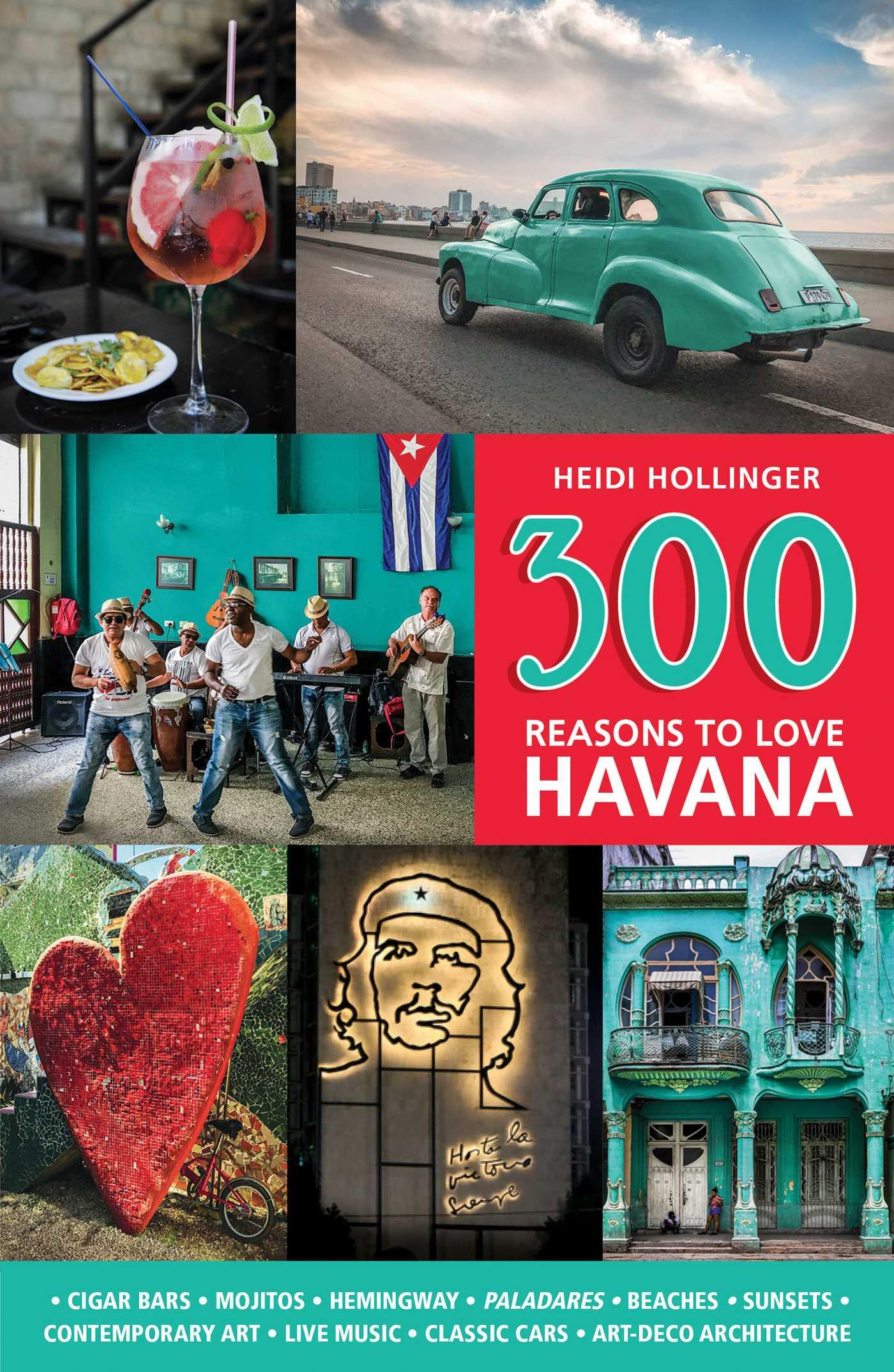 300 reasons to love havana 9781988002620 hr
