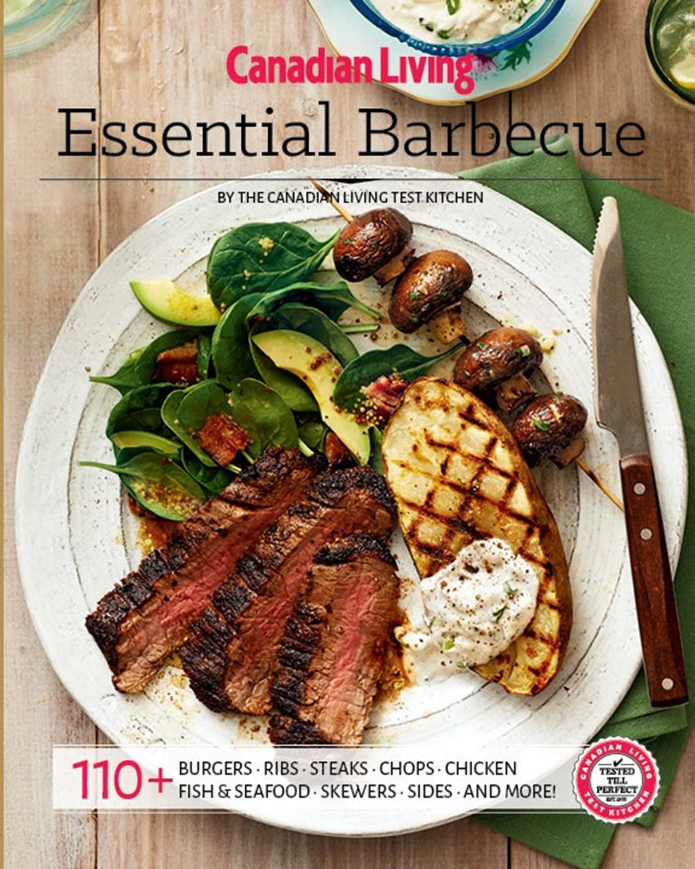 Canadian living essential bbq 9781988002736 hr