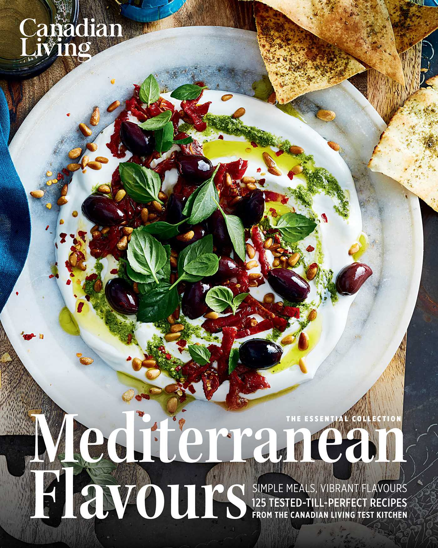 Canadian living essential mediterranean flavours 9781988002866 hr