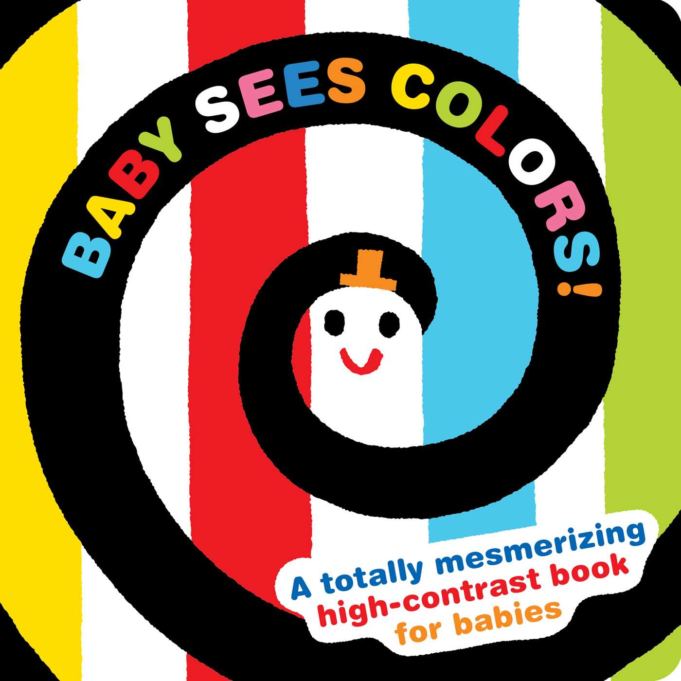 Baby sees colors 9784056210408 hr