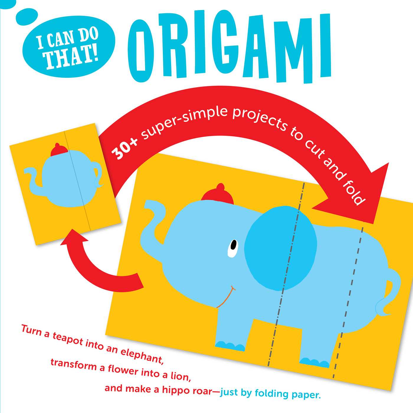 How to make an easy origami book: page 1 | 1400x1400