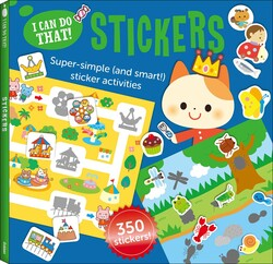 I Can Do That: Stickers