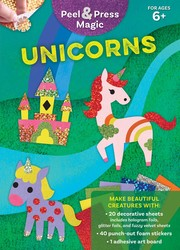 Peel & Press Magic: Unicorns