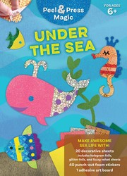 Peel & Press Magic: Under the Sea