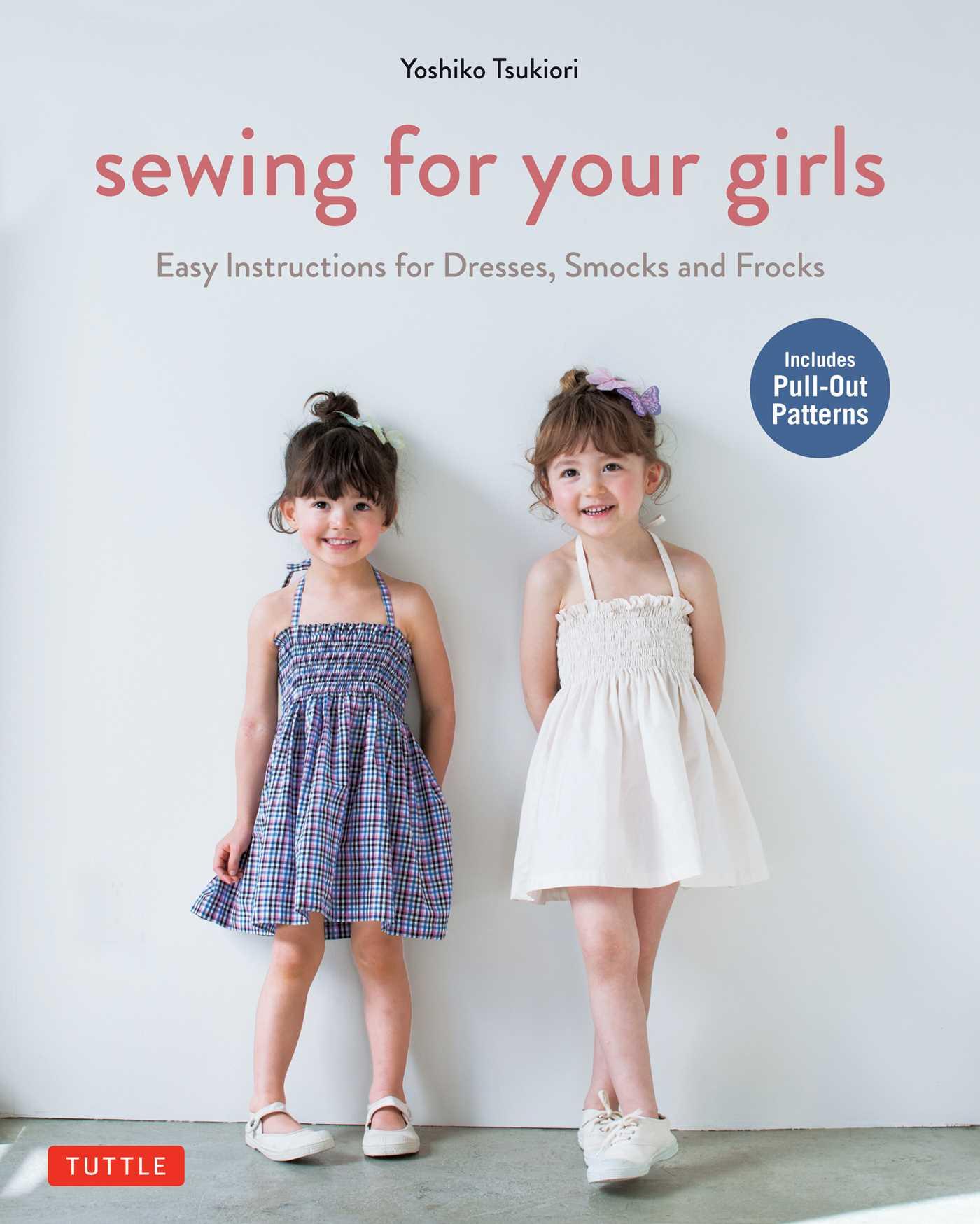 Sewing for Your Girls   Book by Yoshiko Tsukiori   Official ...
