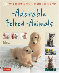 Buy Adorable Felted Animals