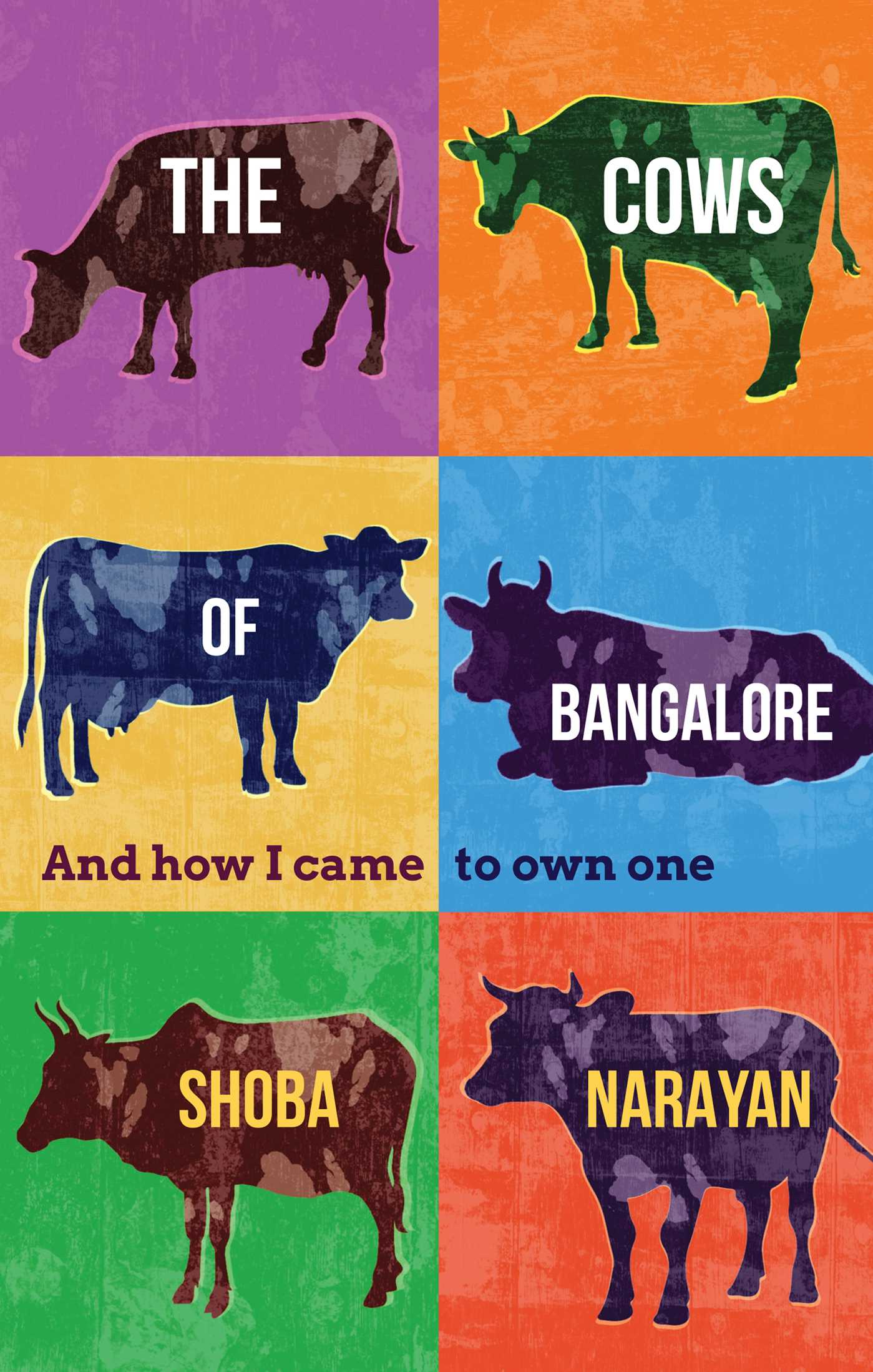 The cows of bangalor 9788193355268 hr