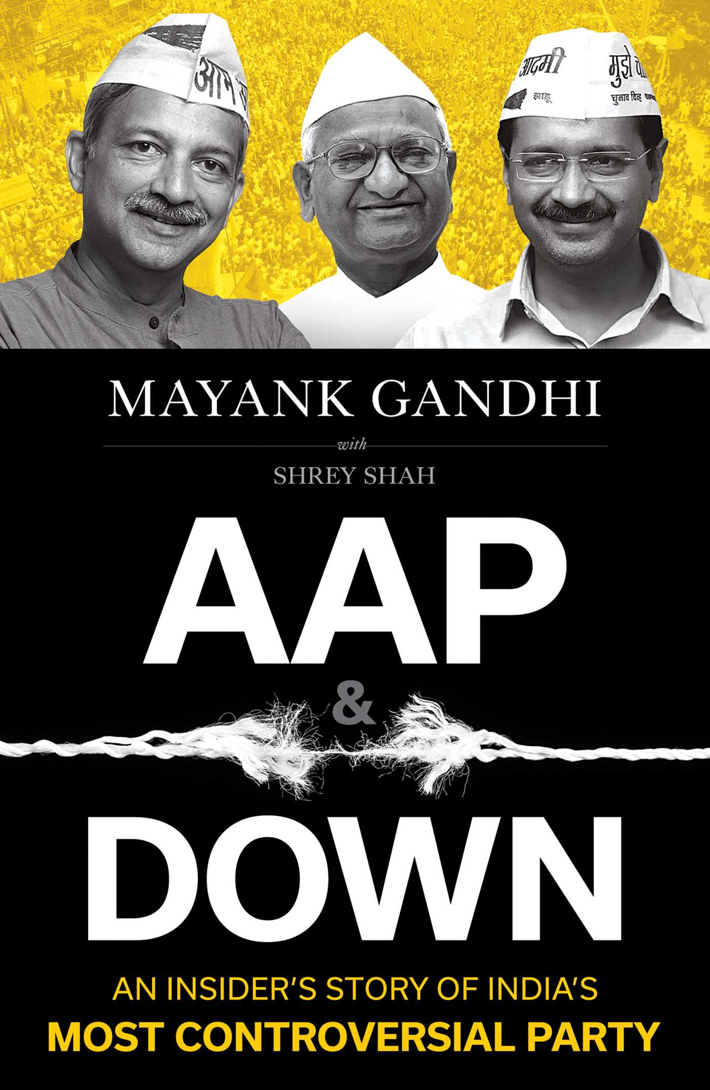 Aap and down 9789386797148 hr