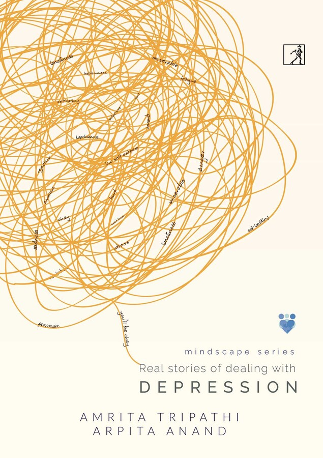 Real stories of dealing with Depression   Book by Amrita