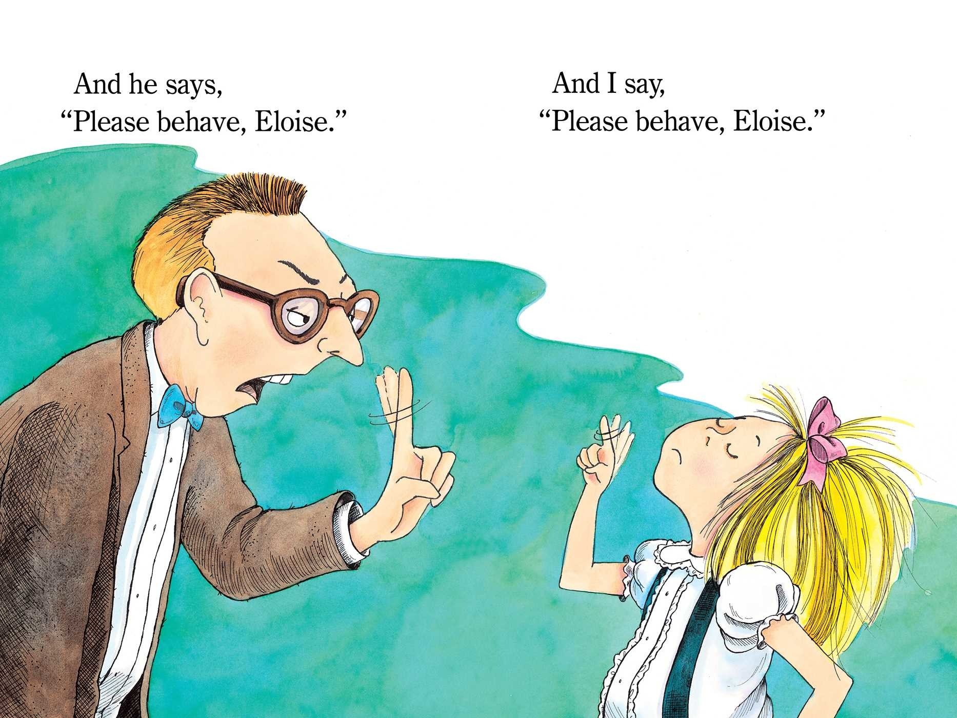 Eloise and the dinosaurs 9780689874536.in04