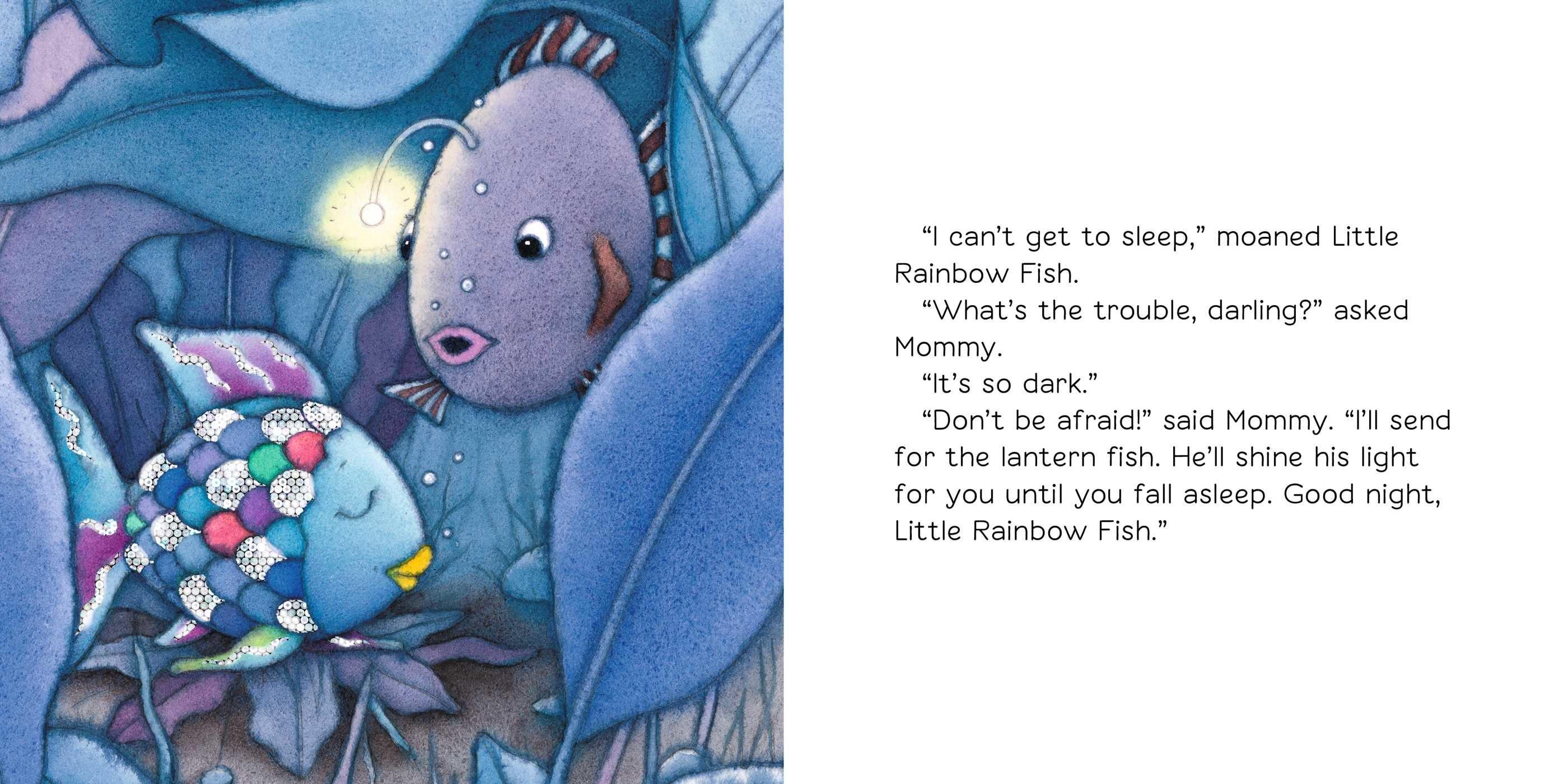 Good night little rainbow fish 9780735842854.in01