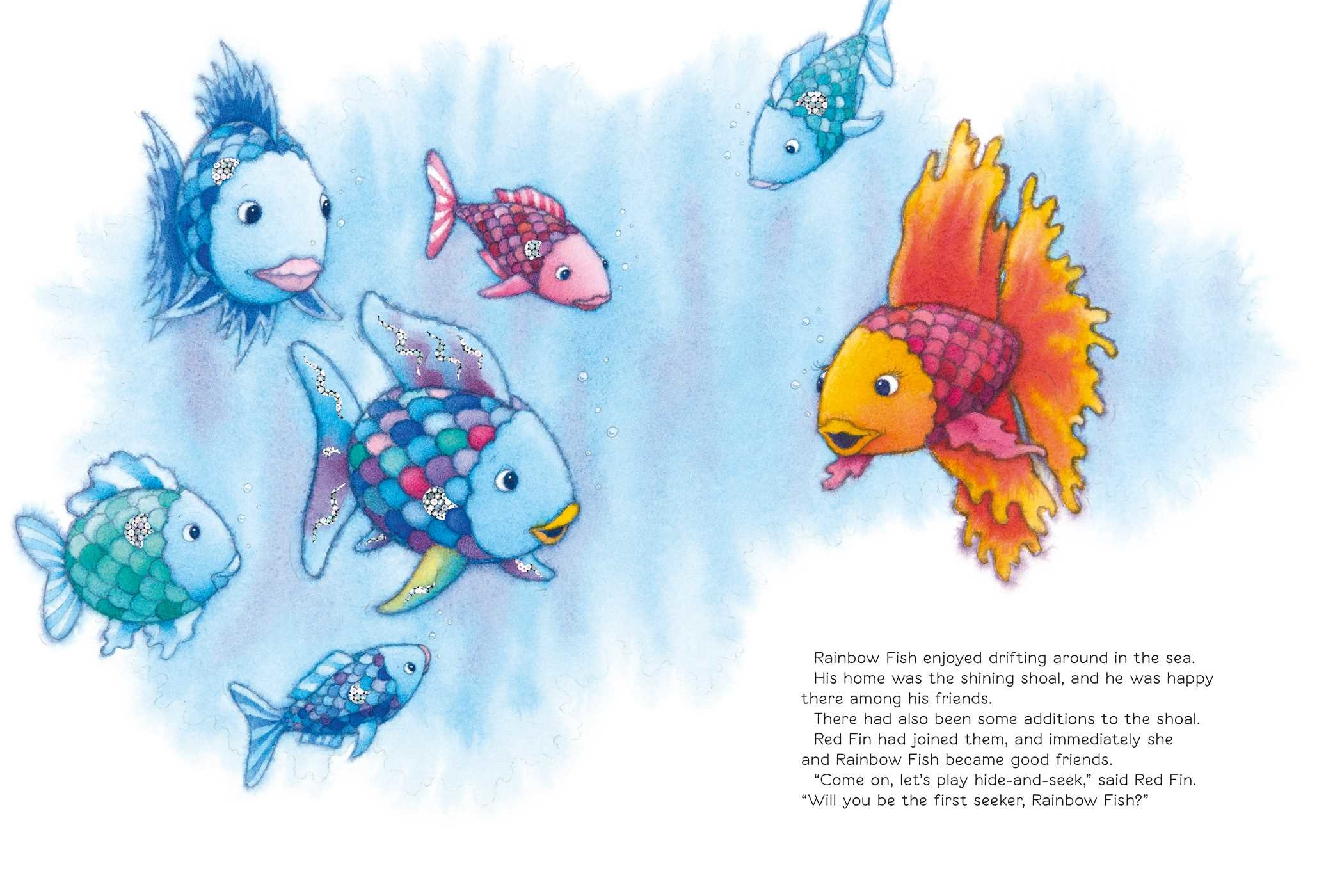 You Can't Win Them All, Rainbow Fish | Book by Marcus ...