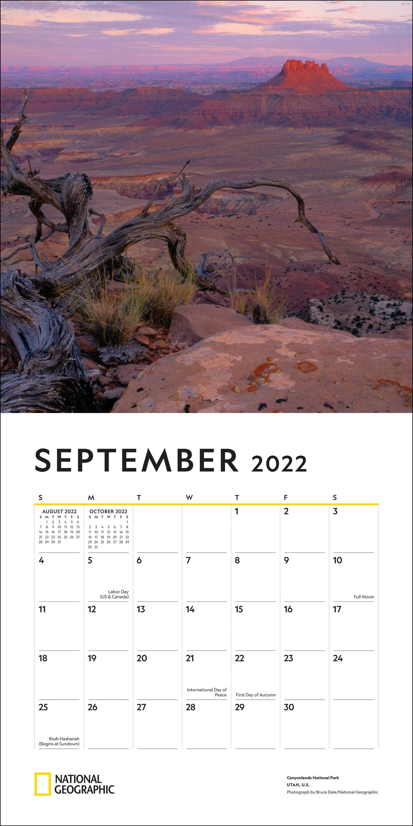National Calendar 2022.National Geographic National Parks 2022 Wall Calendar Book Summary Video Official Publisher Page Simon Schuster