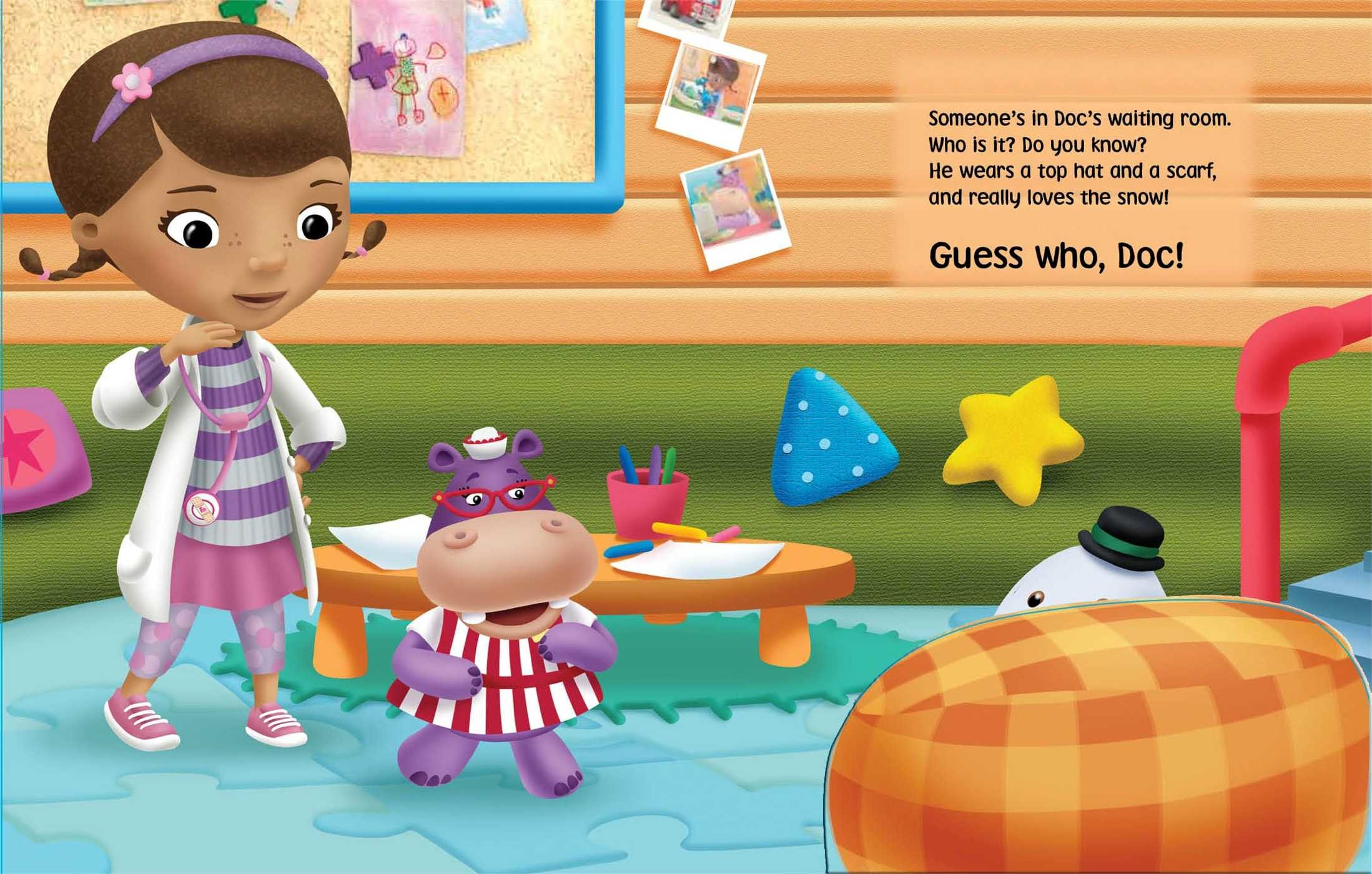Disney doc mcstuffins guess who doc 9780794430054.in03