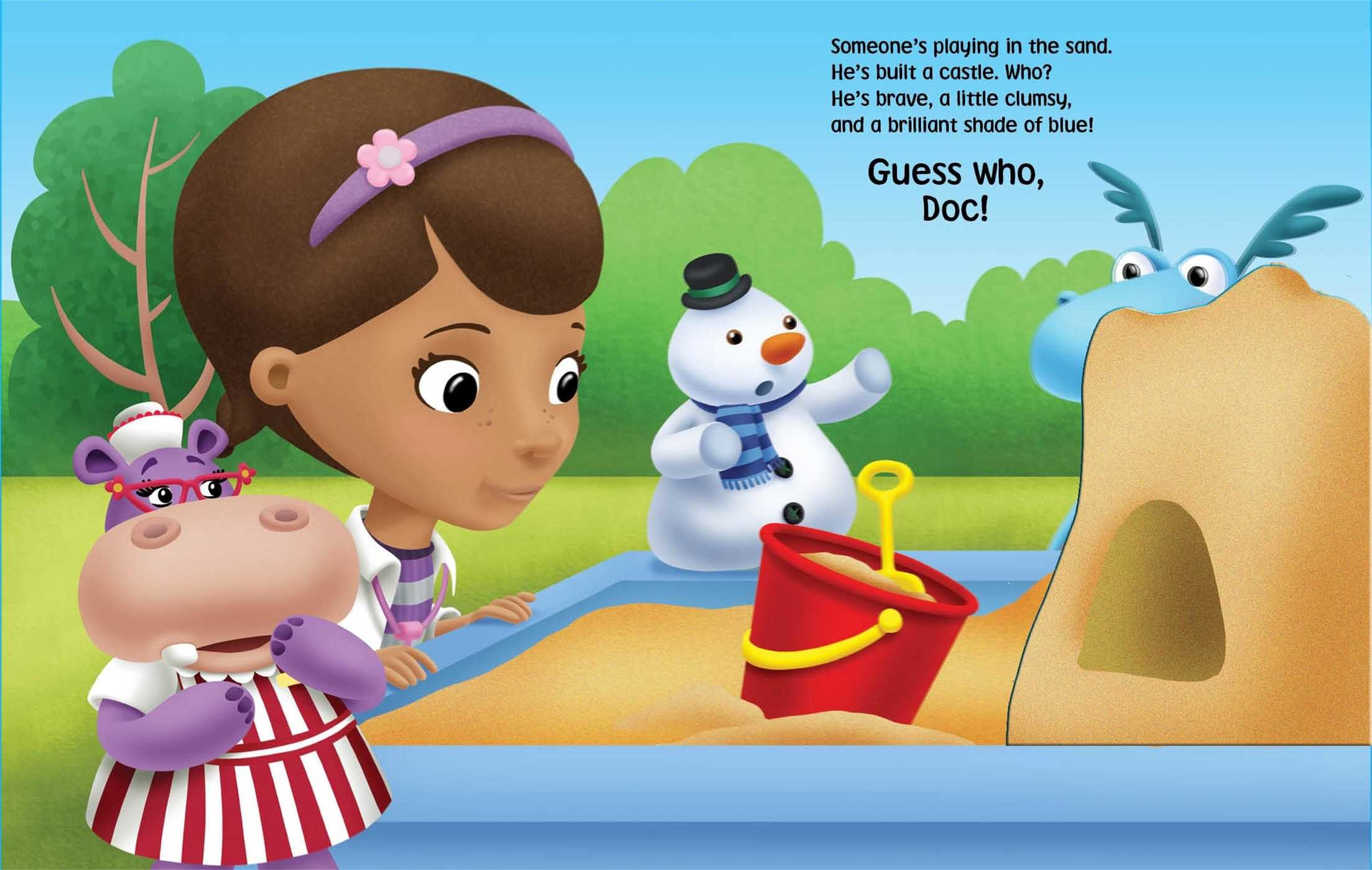 Disney doc mcstuffins guess who doc 9780794430054.in04