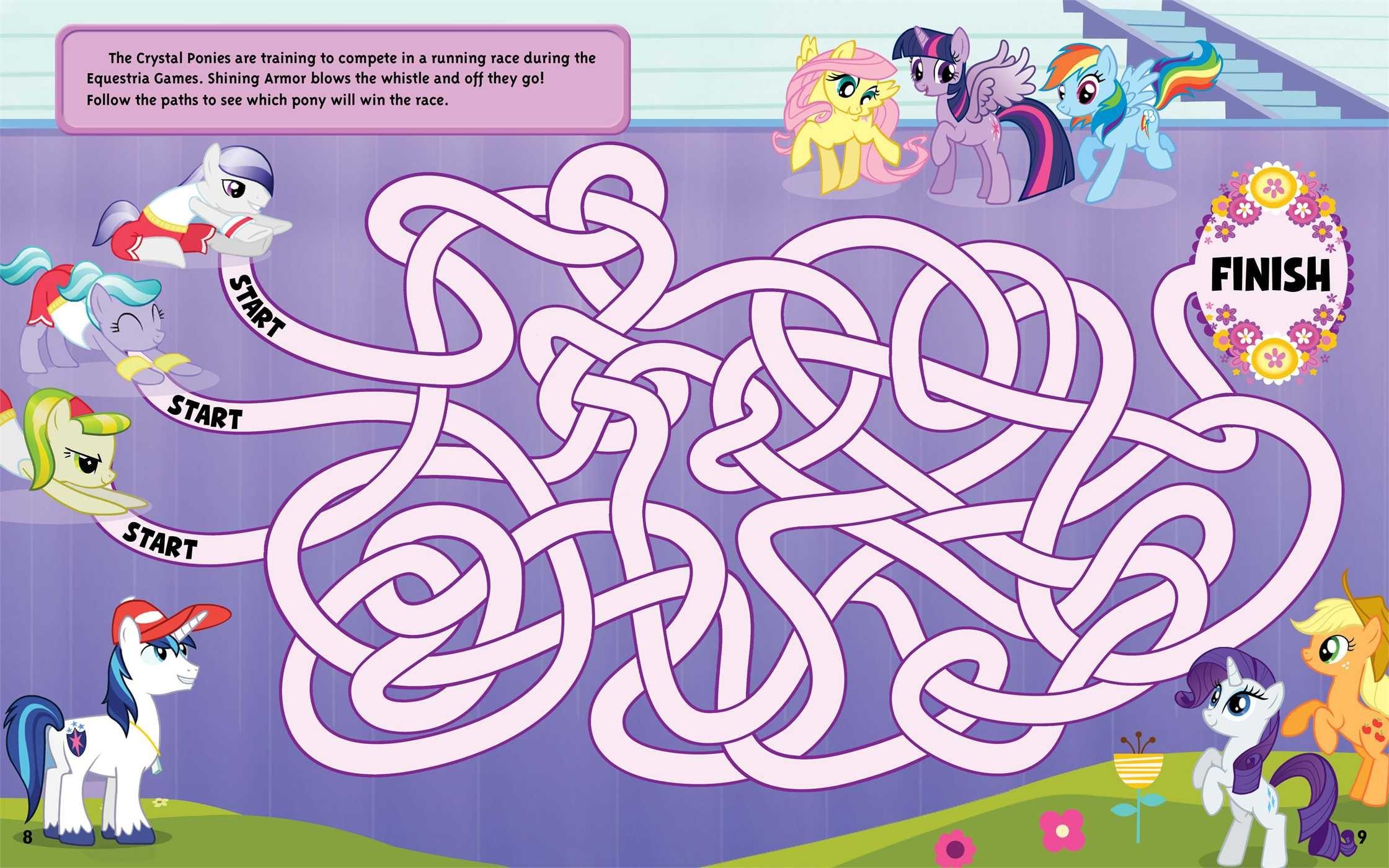 Как сделать пони в пони креатор 3д фото 662