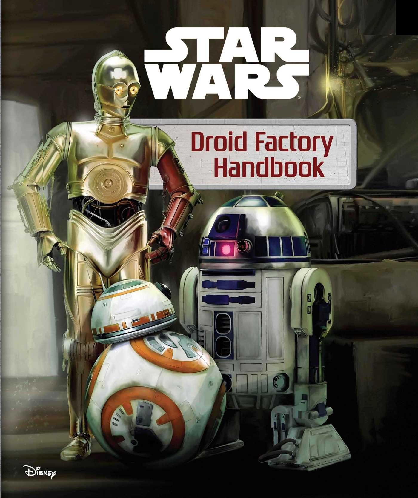 Star wars droid factory 9780794436629.in01