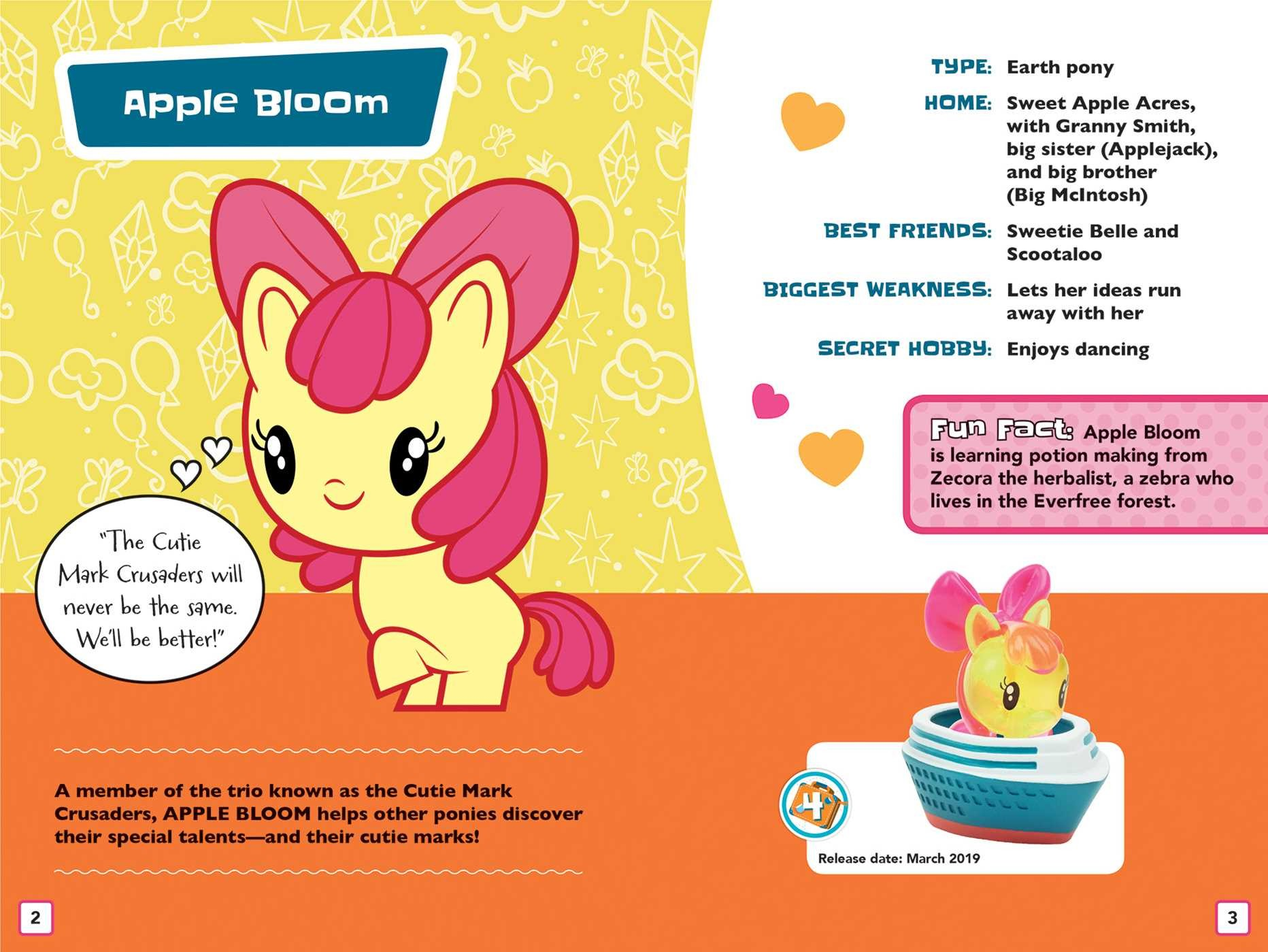 My Little Pony Cutie Mark Crew Collector's Guide | Book by Rachael