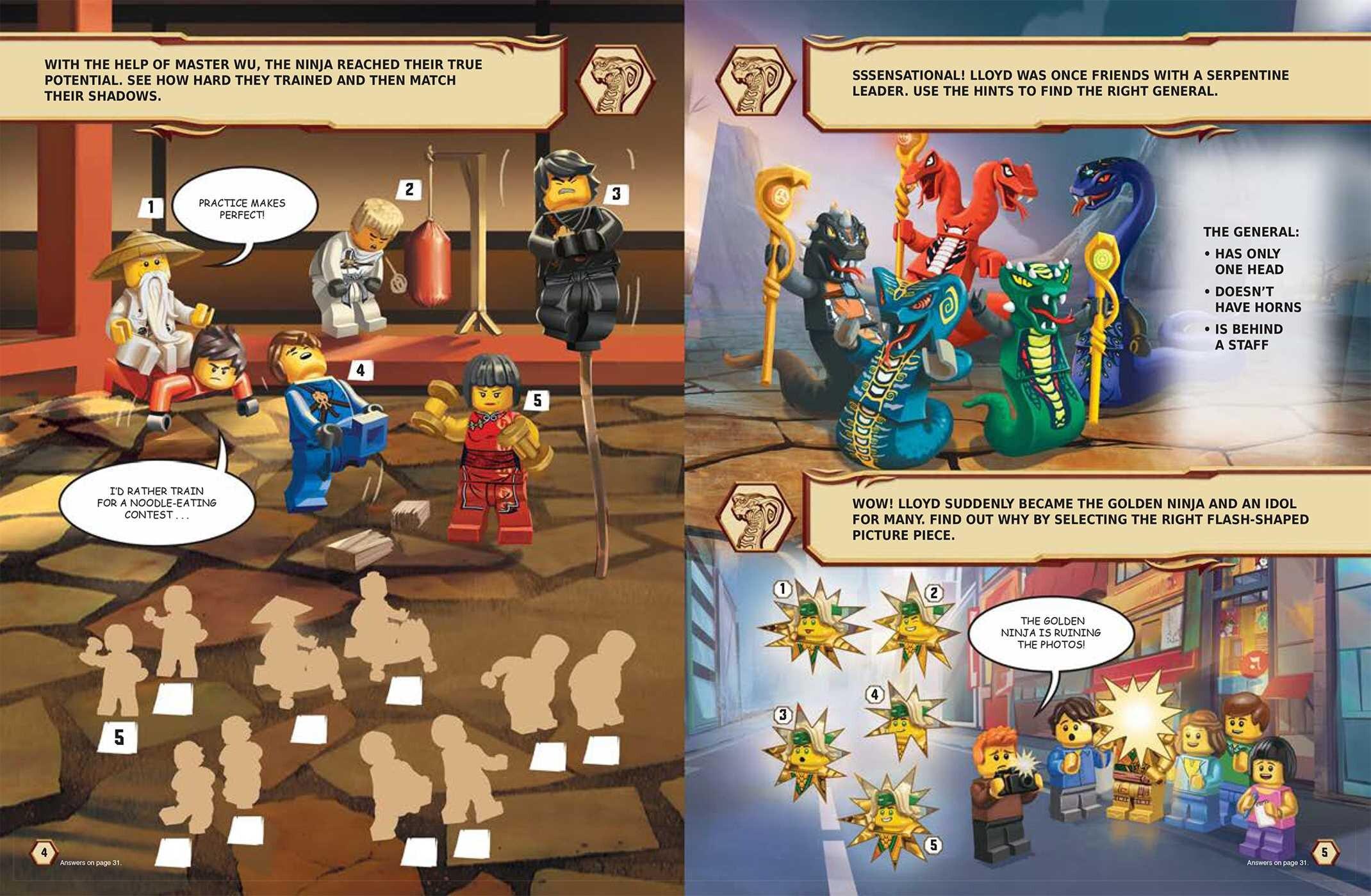 legor ninjagor golden ninja  bookameet