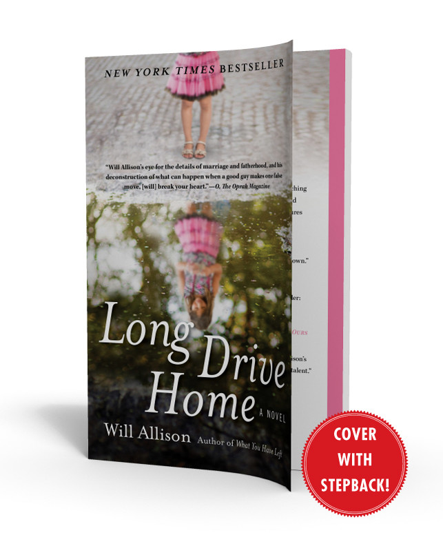 Long drive home 9781416543046.in01