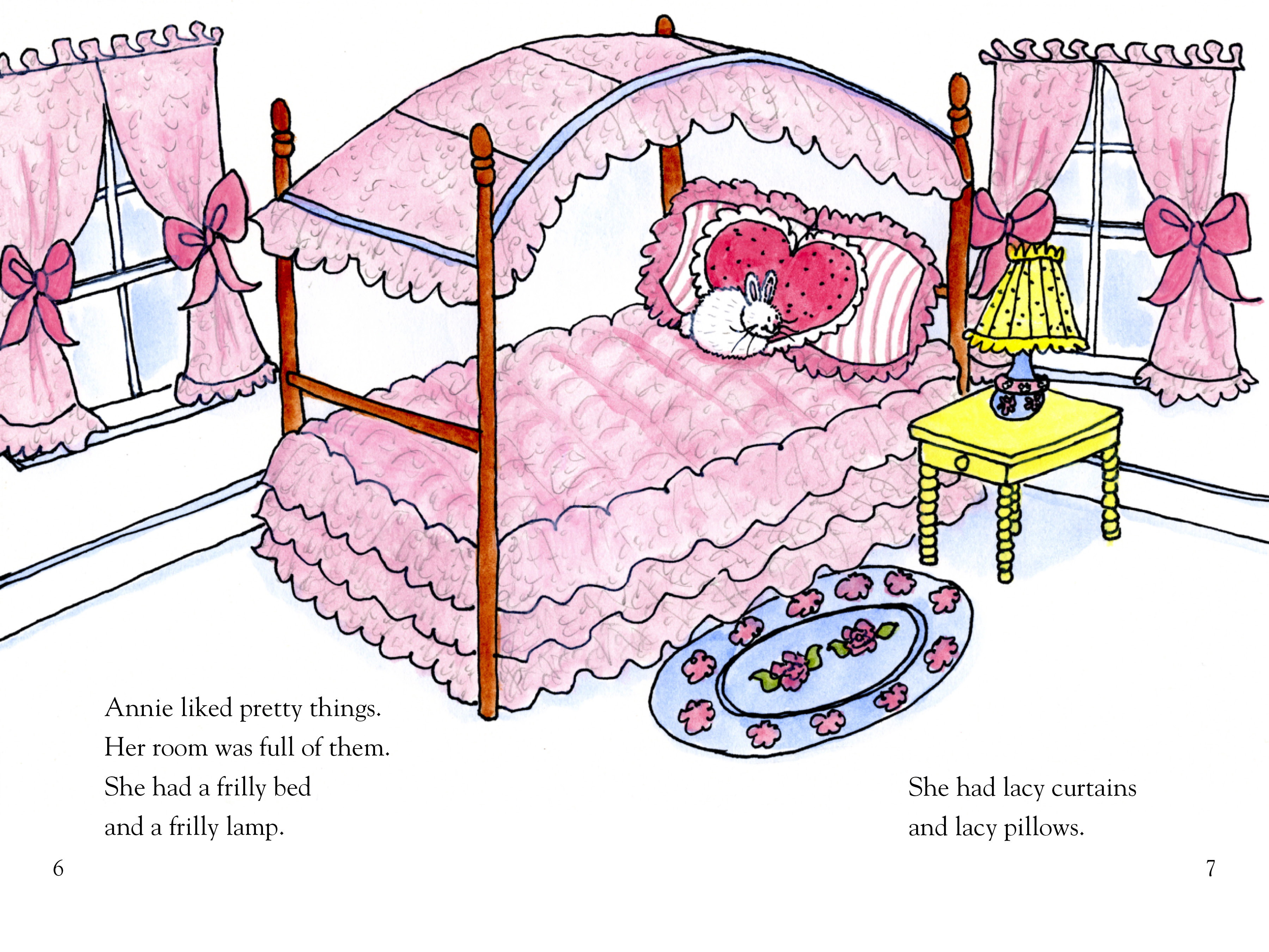 Annie and snowball and the teacup club 9781416909408.in02