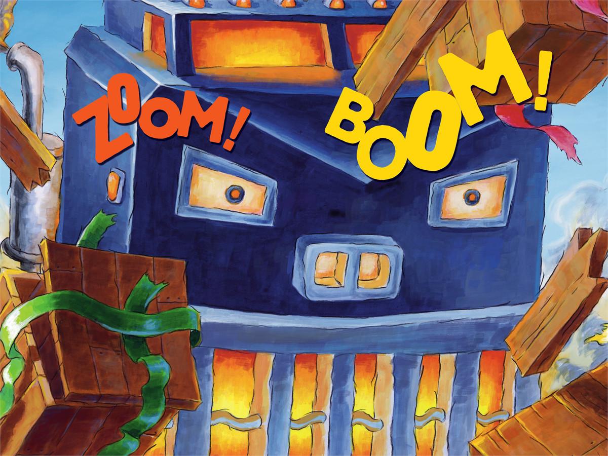 Zoom! boom! bully 9781416941392.in01