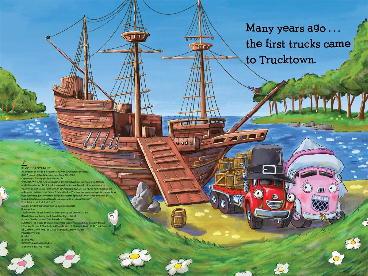 Trucksgiving 9781416941460.in01