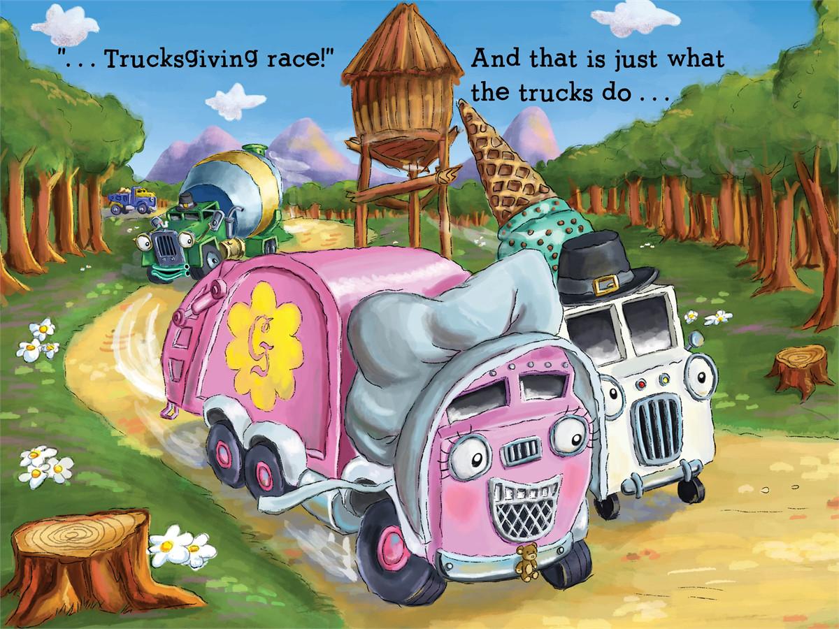 Trucksgiving 9781416941460.in02