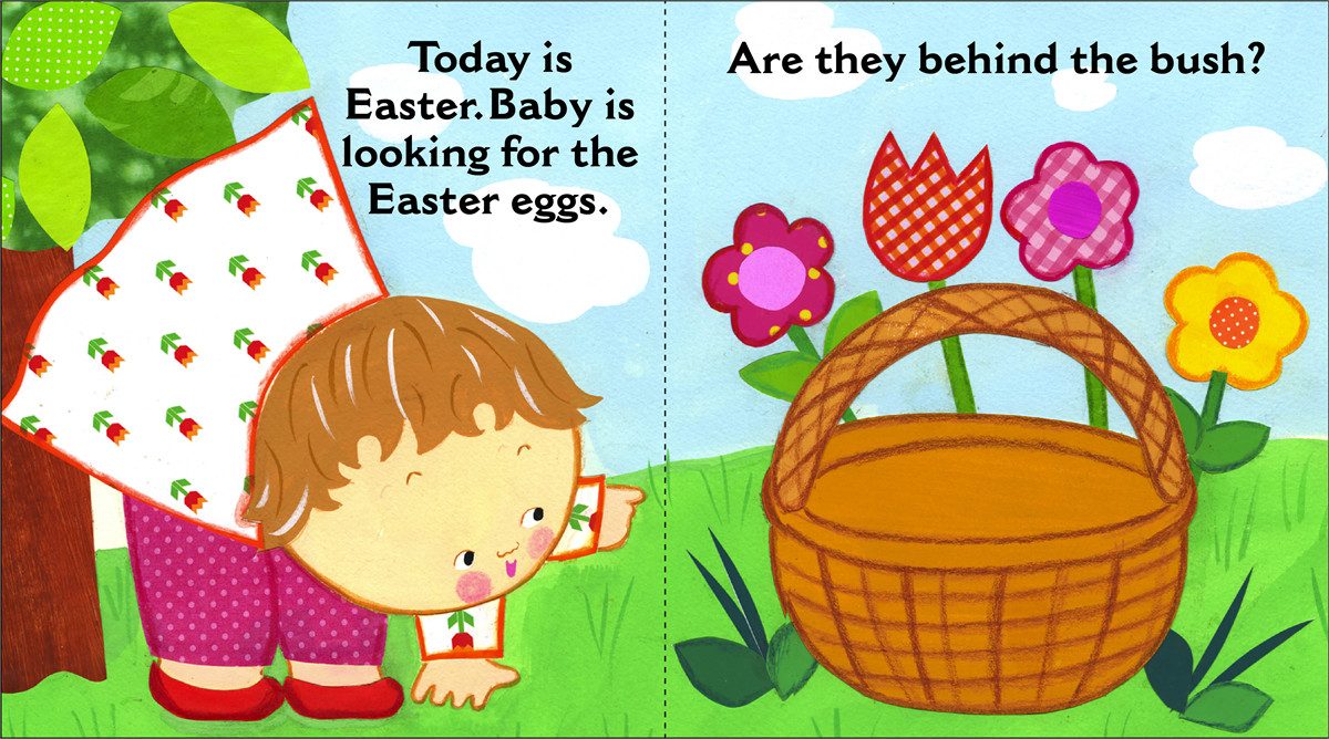 Where are babys easter eggs 9781416949244.in01