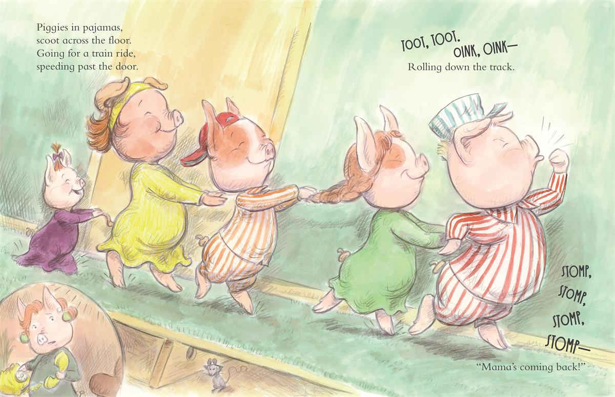 Piggies in pajamas 9781416949824.in02