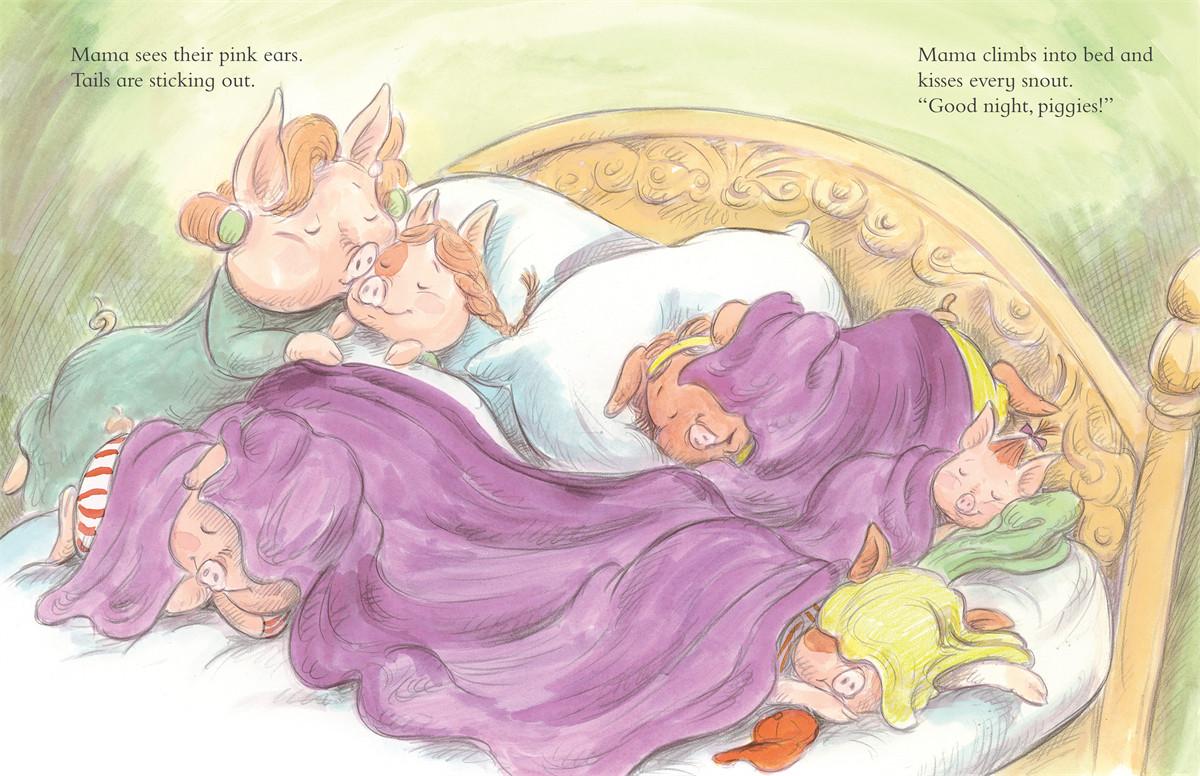 Piggies in pajamas 9781416949824.in03