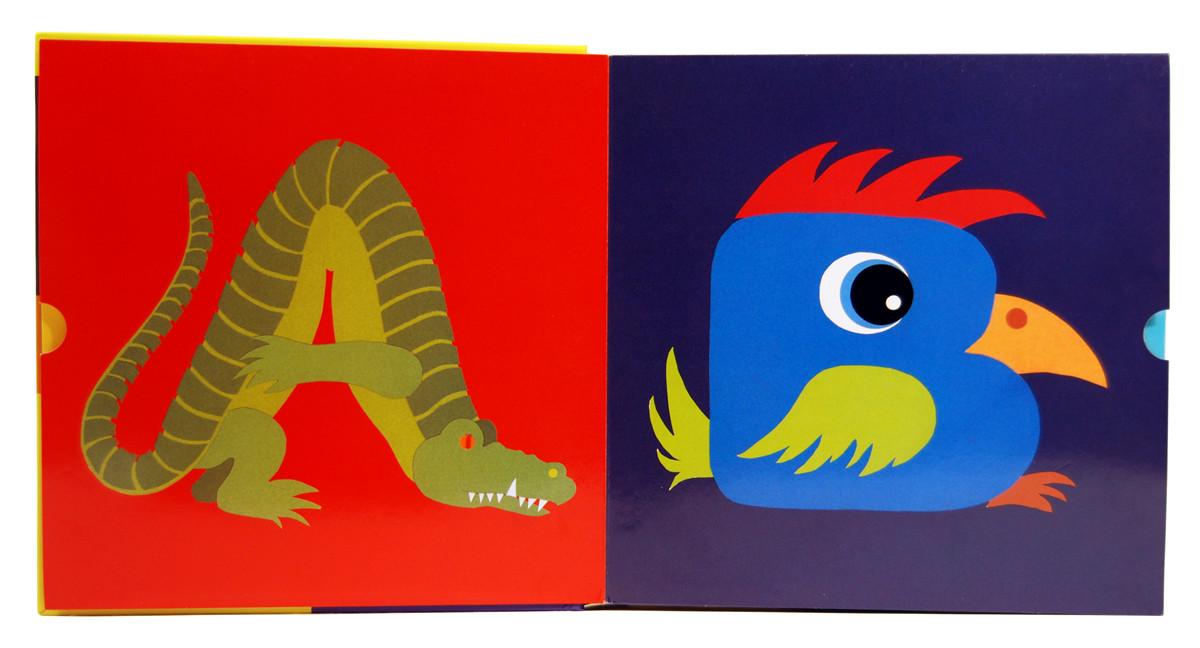 Alphabet animals 9781416950455.in01