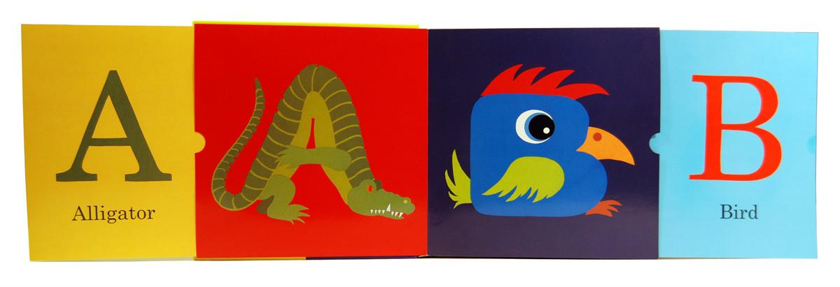 Alphabet animals 9781416950455.in02