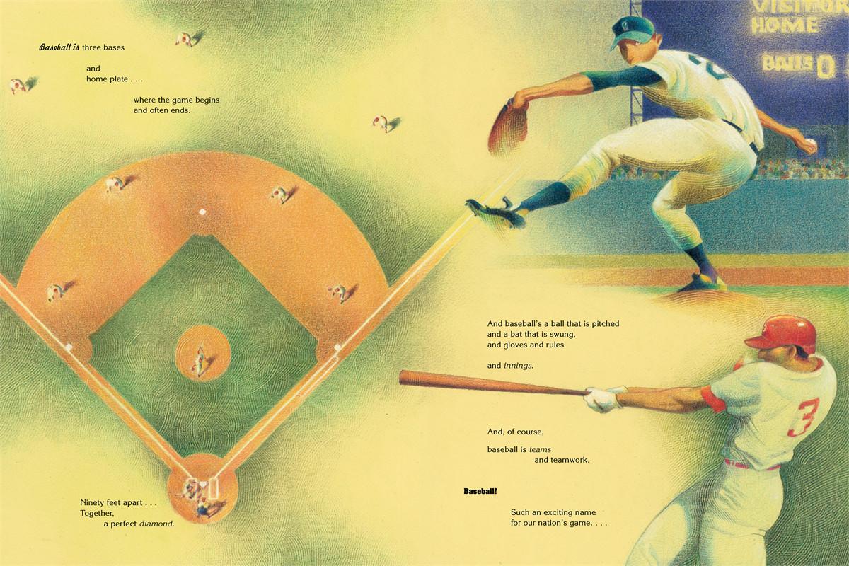 Baseball is 9781416955023.in01
