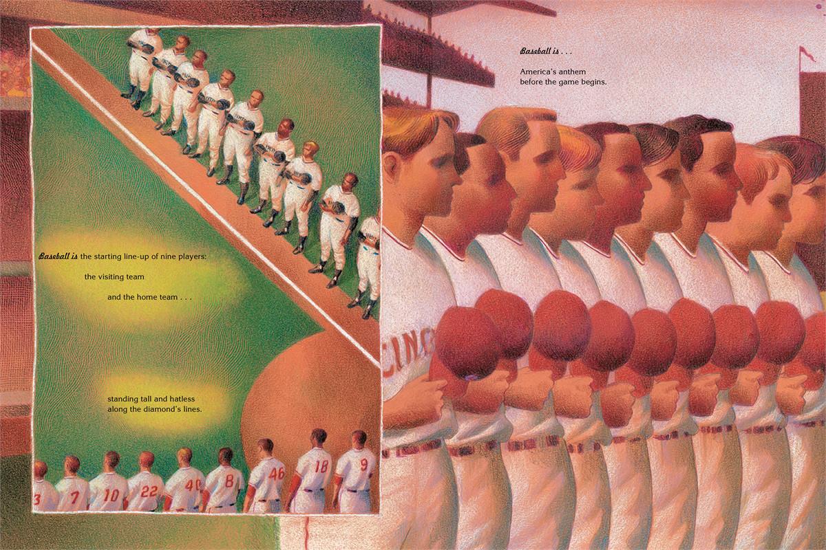 Baseball is 9781416955023.in02