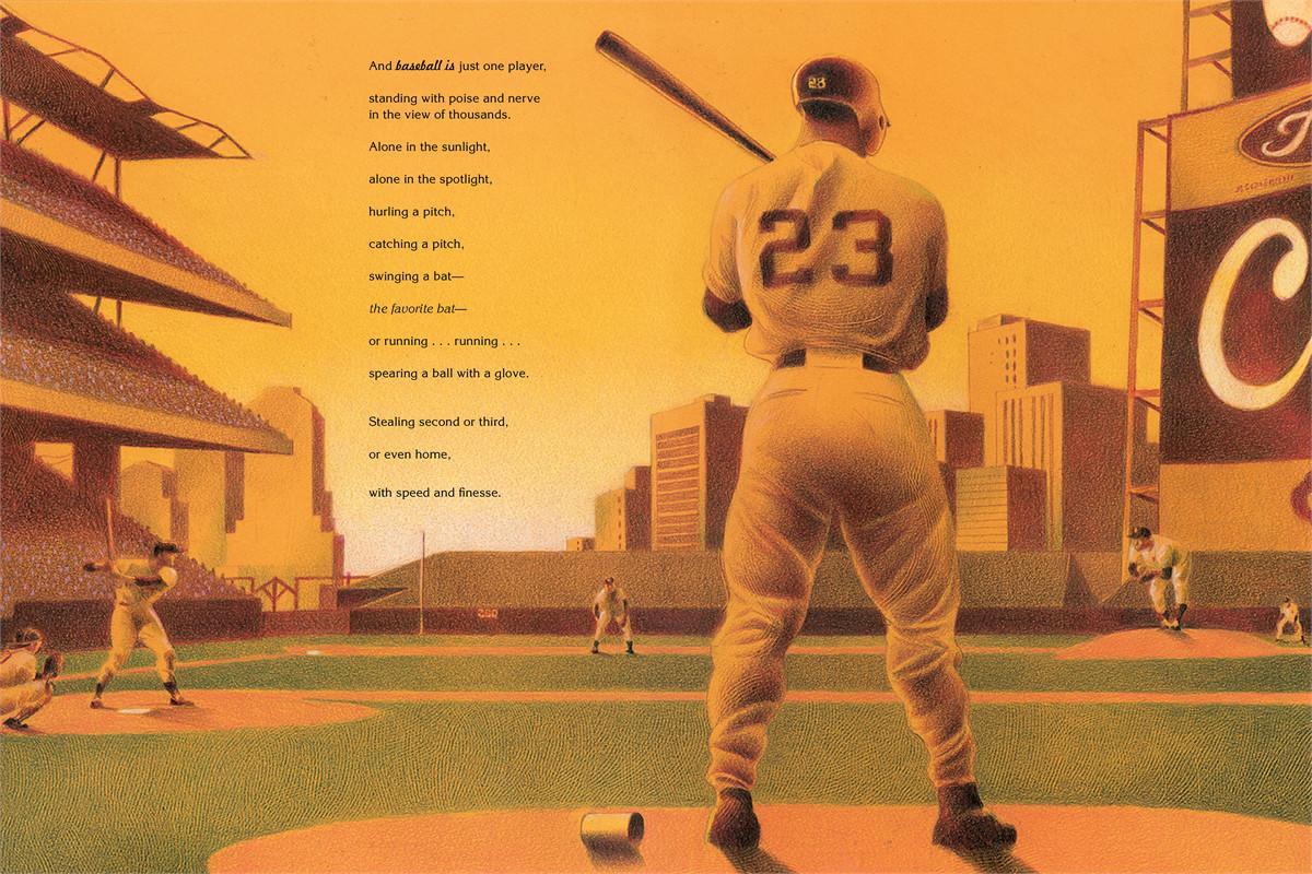 Baseball is 9781416955023.in03