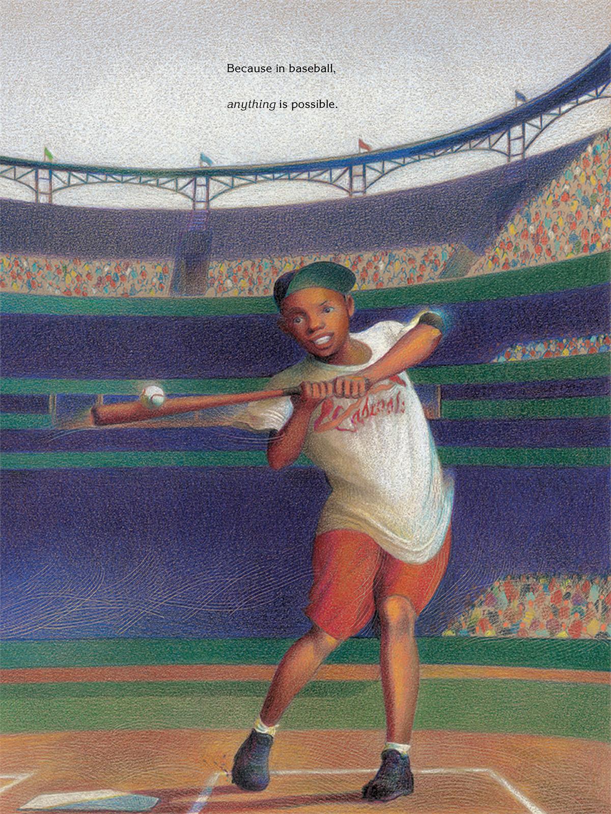 Baseball is 9781416955023.in05