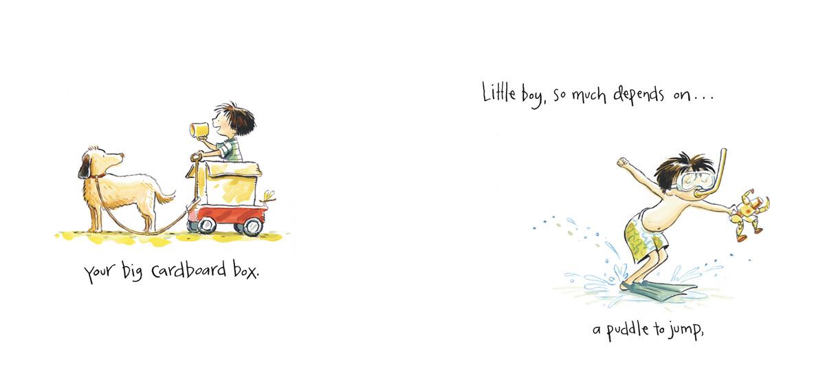 Little boy 9781416958727.in01