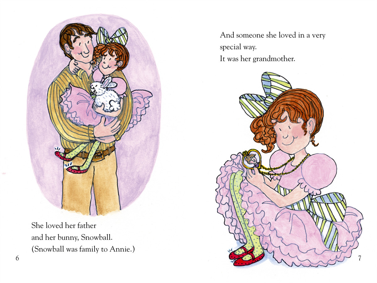 Annie and snowball and the grandmother night 9781416972037.in02