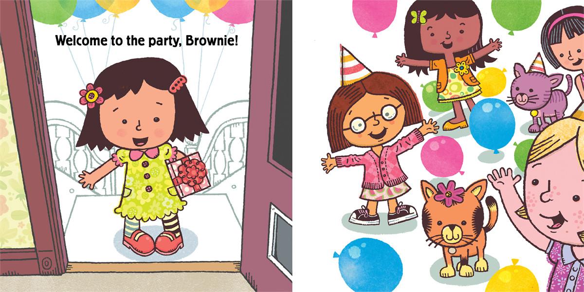 Brownie pearl step out 9781416986324.in02